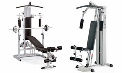 Quipement mat riel machine de musculation fitness et - Programme de musculation sur banc a charge guidee ...
