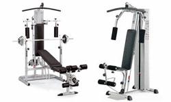 Akelys appareils et bancs de musculation cardio training poids et halt res - Banc de musculation charge guidee ...