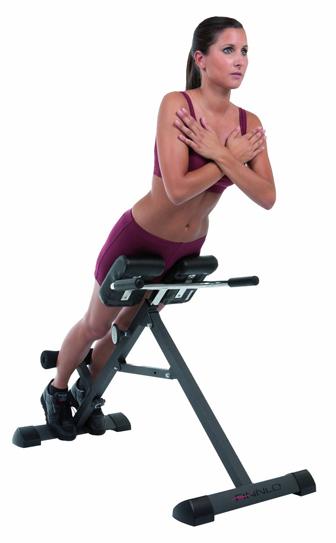 Materiel Et Appareil De Musculation Appareil De Musculation Dedie Banc Lombaire